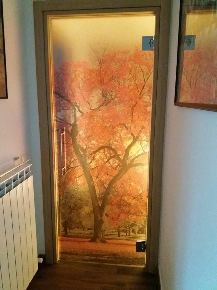 Porte in vetro decorate... come opere d'arte-1